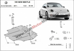 Scut motor Vw New Beetle